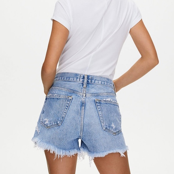 Agolde Parker Shorts